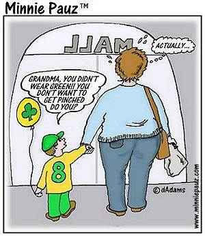 st pats cartoon